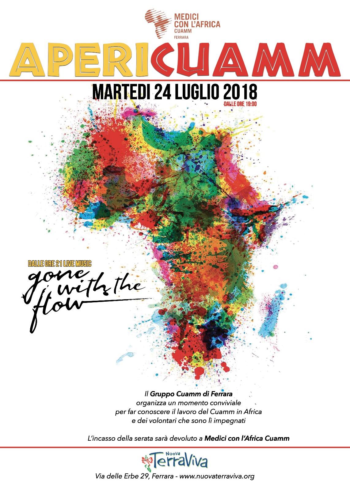 APERICUAMM @ Associazione Nuova Terraviva | Ferrara | Emilia-Romagna | Italia