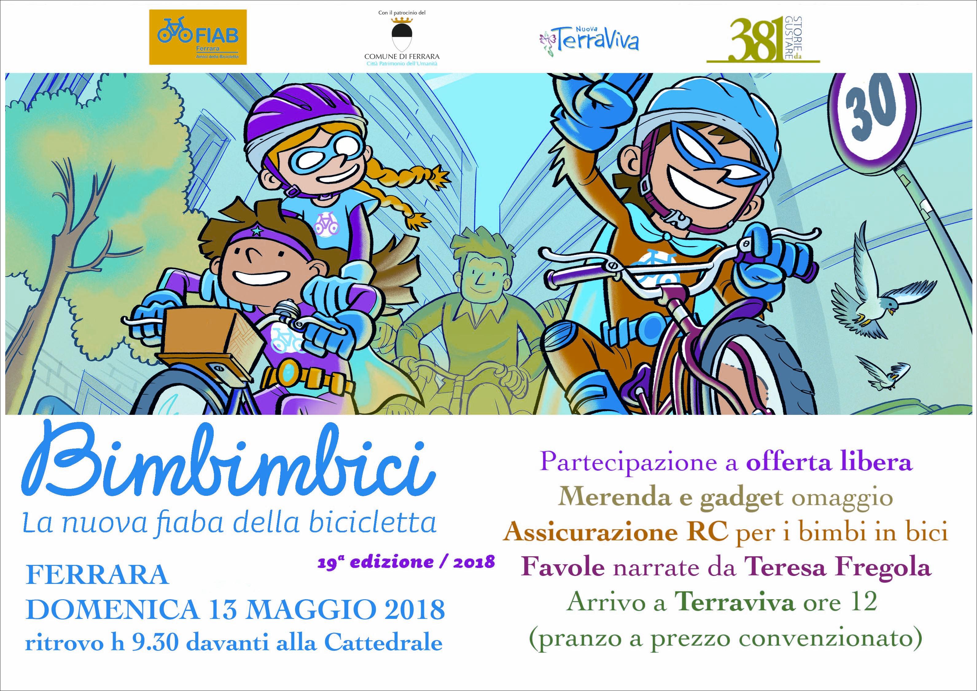 Bimbimbici @ Associazione Nuova Terraviva | Ferrara | Emilia-Romagna | Italia