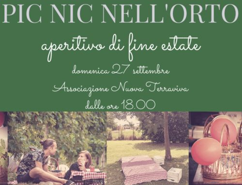 PIC NIC NELL'ORTO
